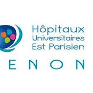 logo des hopitaux de Tenon, un des clients de l'agence de communication Nostromo