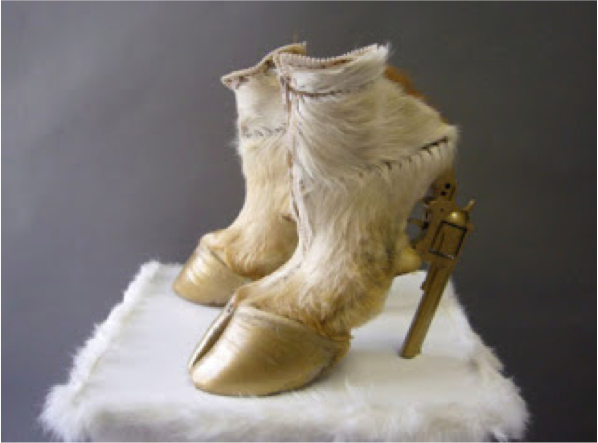Nostromo vous presente un top ten des chaussures pour femmes les plus insolites