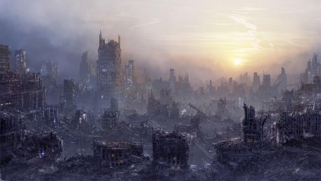 Nostromo agence de communcation se demande comment on communique sur la fin du monde