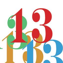 nostromo agence de communication se demande d'où vient la légende du chiffre 13