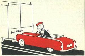 Nostromo, agence de communication, se penche sur la communication sur le permis de conduire