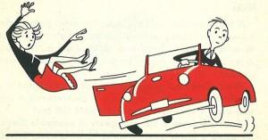 le permis de conduire etait plus simple avant, prouve Nostromo agence de communication