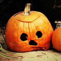 Halloween n'a pas reussi a s'implanter en France, analyse l'agence de communication Nostromo