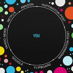 Nostromo, agence de communication, s'interesse a la bulle de filtre