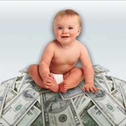 l'agence de communication Nostromo s'interesse au marche des bebes