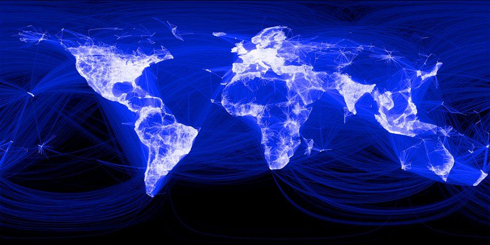 Nostromo, agence de communication, s'intéresse à la couverture des réseaux sociaux