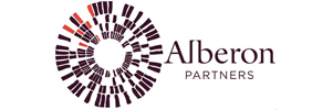 Alberon Partners a choisi l'agence de communication Nostromo pour sa charte graphique