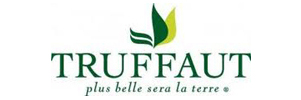 logo des pépinières Truffaut, client de l'agence de communication Nostromo