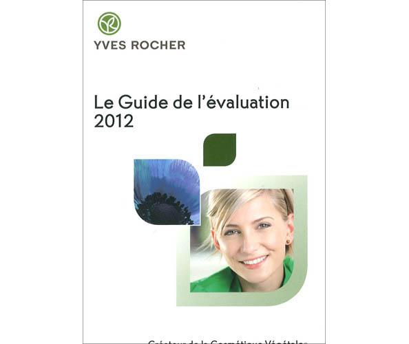 Nostromo Agence de communication a conçu des brochures pour les ressources humaines RH du groupe Yves Rocher