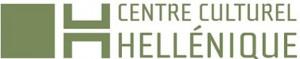 L'agence de communication Nostromo a concu le logo du Centre Culturel Hellenique