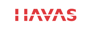 Le site web corporate d'Havas a été rédigé par Nostromo, agence de communication, pour le compte de W&Cie