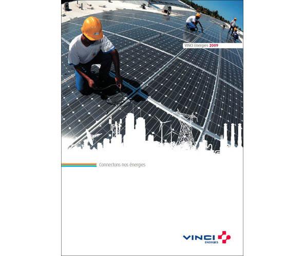 L'agence de communication Nostromo a conçu et réalisé le rapport de développement durablepour le groupe Vinci