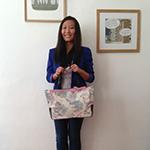 Song Yi Wang est une nostromaute pour l'agence de communication Nostromo