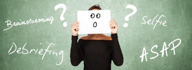 L'agence de communication Nostromo a une volonte affirmee d'eliminier autant que possible les anglicismes