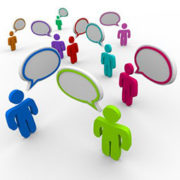 Nostromo, agence de communication, discute de la communication ascendante et de la communication descendante