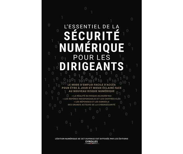 Nostromo, agence de communication, a ecrit et mis en page le livre de idecsi sur la cybersecurite
