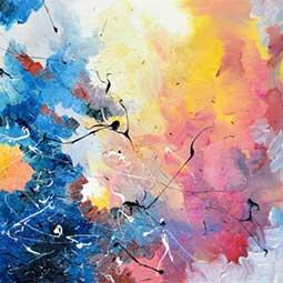 L'agence de communication Nostromo visualise la musique avec la synesthésie d'une artiste